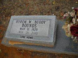 "Hyrem Wilkin ""Buddy"" Bounds"