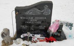 "William Joshua ""Josh"" Fabricante"