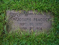 Joseph Peacock