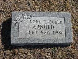 Nora C <I>Coker</I> Arnold