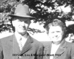 """Louis A """"Lou"""" Dixson"""