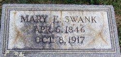 Mary Elizabeth <I>Horn</I> Swank