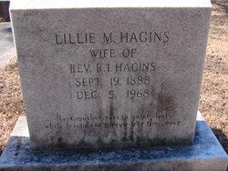 Lillie M Hagins