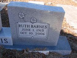 Ruth <I>Barnes</I> Dubois