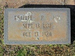 Mamie Estelle <I>Pannell</I> Jay
