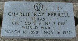 Charlie Ray Ferrell