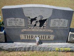 Evelyn Louise <I>Jacks</I> Thrasher