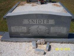 Vernie P Snider