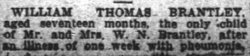 William Thomas Brantley