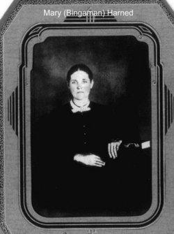 Mary Rachel <I>Bingaman</I> Harned