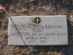 Preston Paul Brooks