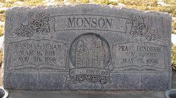 Wendel Hiram Monson