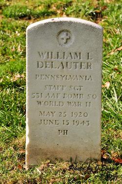 SSGT William L DeLauter