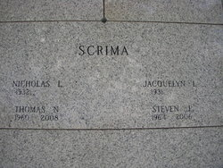 """Thomas N. """"Tom"""" Scrima"""