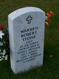 Warren Robert Stone