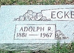 Adolph R. Eckermann