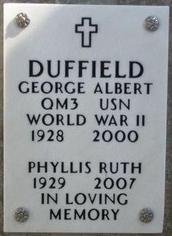 George Albert Duffield