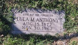 Lula M. <I>Daniel</I> Anthony