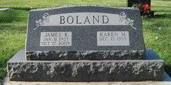 """James K """"Jim"""" Boland"""