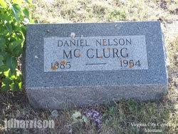 Daniel Nelson McClurg