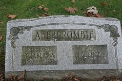 Florence Abercrombie