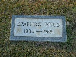 Epaphro Ditus Owen