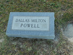 Dallas Milton Powell