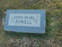 Edith Pearl Powell