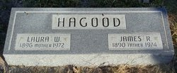 Laura Lucinda <I>Williams</I> Hagood