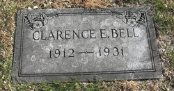 Clarence E Bell