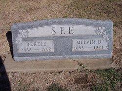 Bertie <I>Bergdall</I> See