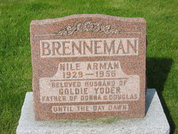 Nile Arman Brenneman