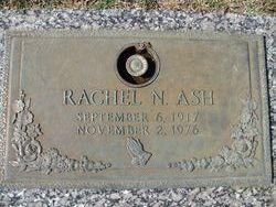 Rachel Naomi <I>Cook</I> Ash