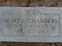 Mary F. Chambers