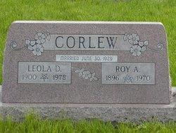 """Mrs Leola """"Lee"""" <I>Davidson</I> Corlew"""