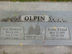 Ivy <I>Stowell</I> Olpin