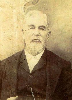"""Rev James Harvey """"Harve"""" Alexander"""