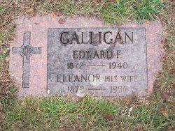 "Eleanor P. ""Nellie"" <I>Gibbons</I> Galligan"