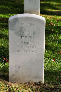 Alice <I>Harvey</I> Allen