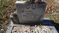 Gracie T. McClendon