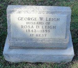 George W Leigh