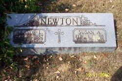 Susanna A <I>Alvey</I> Newton