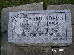 Edward Adams