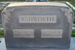 W. Carl Ashworth