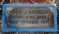 Corrie Jane <I>Moon</I> Ashworth