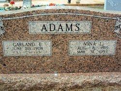 Garland Franklin Adams