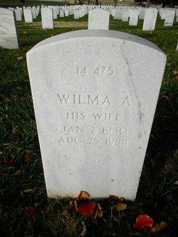 Wilma Aleta Feagins