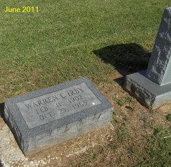 Warren Columbus Irby