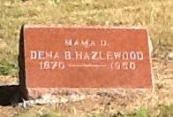 Dena Barbara <I>Stein</I> Hazlewood