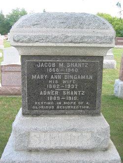 Jacob M. Shantz